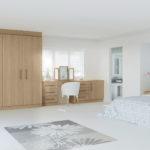 Lissa Oak Harmony Bedroom