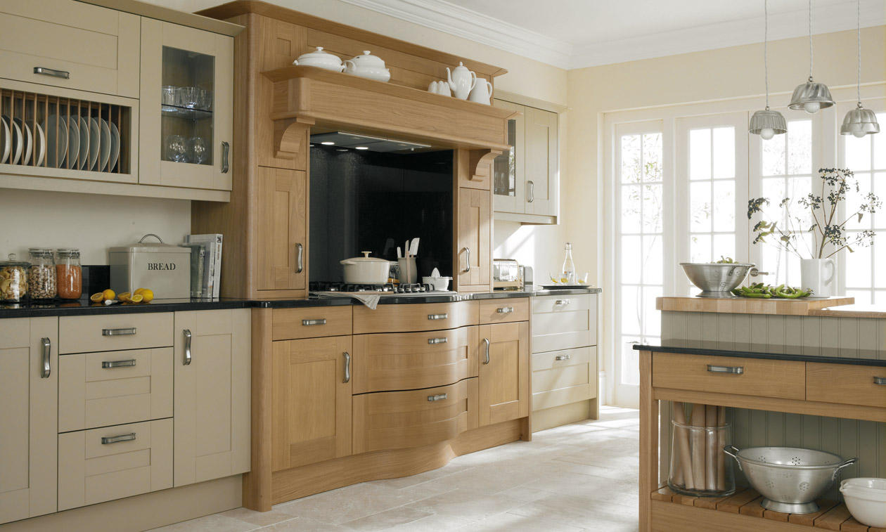 Painted Kitchens Sunderland North East Solid Wood