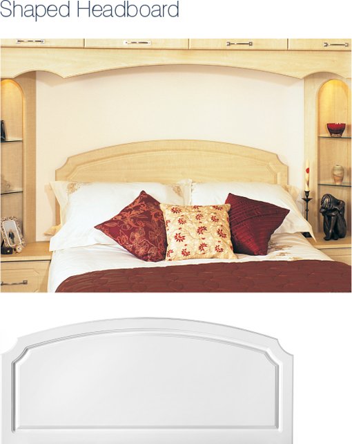headboard-shaped